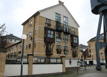 Thumbnail 3 bed flat to rent in Hardy Avenue, Royal Dock, London
