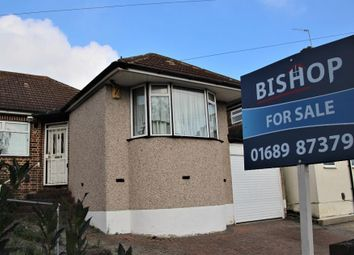 Thumbnail 2 bed semi-detached bungalow for sale in Davenport Road, Sidcup, Kent