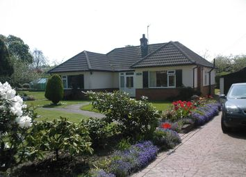 Thumbnail 2 bed detached bungalow for sale in Bignall Hill, Bignall End, Stoke-On-Trent