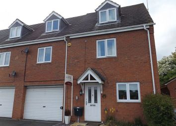 Thumbnail 4 bed town house for sale in Minerva Close, Ancaster