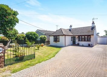 Thumbnail 2 bed bungalow for sale in Minster Road, Minster On Sea, Sheerness