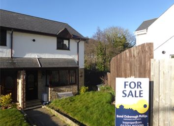 Thumbnail 2 bedroom semi-detached house for sale in Dovedale Close, Ilfracombe