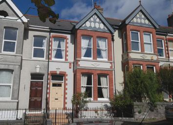 Thumbnail 4 bed terraced house for sale in Kingswood Park Avenue, Plymouth