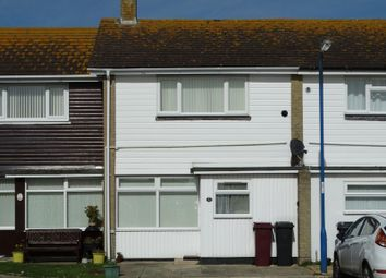 Thumbnail 2 bed terraced house for sale in Turner Way, Selsey, Chichester