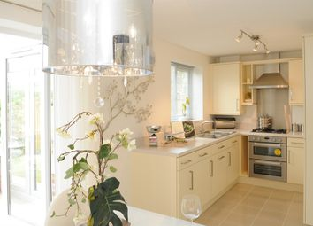 "Thumbnail 3 bedroom detached house for sale in ""The Rufford"" at Crosland Road, Oakes, Huddersfield"