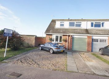 Thumbnail 3 bedroom semi-detached house for sale in Chestnut Way, Brightlingsea, Colchester