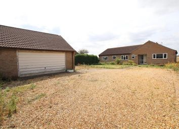 Thumbnail 4 bed detached bungalow for sale in Ely Road, Little Downham, Ely