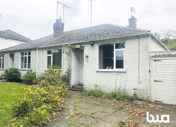 Thumbnail 2 bedroom semi-detached bungalow for sale in 180 Warstones Road, Penn, Wolverhampton
