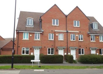 Thumbnail 4 bedroom terraced house for sale in Terry Road, Coventry, West Midlands