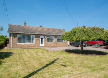 Thumbnail 3 bed bungalow for sale in Station Road, Hubberts Bridge, Boston