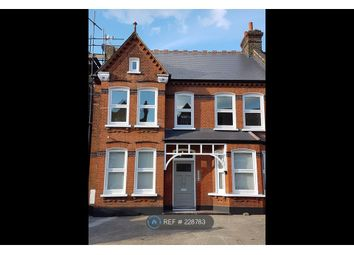 Thumbnail 1 bed flat to rent in Wavertree Road, London