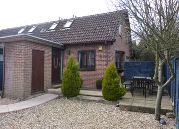 Thumbnail 1 bedroom end terrace house to rent in Lombardy Rise, Waterlooville