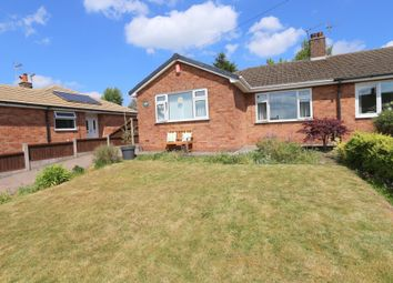 Thumbnail 2 bed bungalow for sale in Scarratt Close, Forsbrook