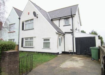Thumbnail 3 bedroom semi-detached house to rent in Parker Road, Cardiff