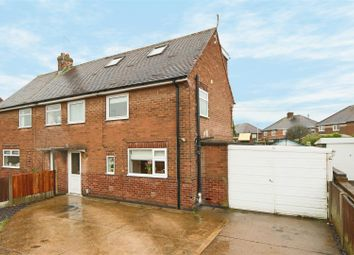 Thumbnail 4 bed semi-detached house for sale in Forest Road, Calverton, Nottingham