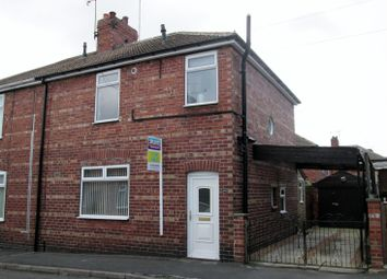 Thumbnail 3 bed semi-detached house to rent in Trent Street, Worksop