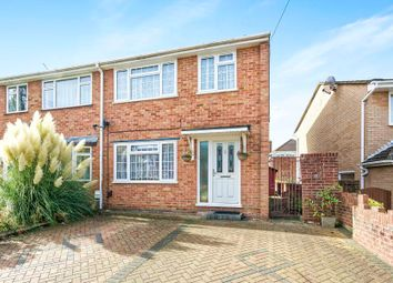 Thumbnail 3 bed terraced house to rent in Alfonso Close, Aldershot