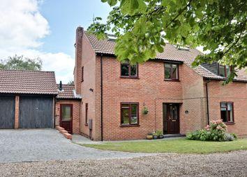 Thumbnail 5 bedroom detached house for sale in Broadhurst Grove, Lychpit, Basingstoke