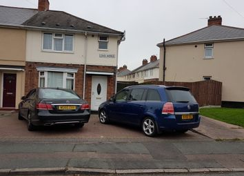 Thumbnail 3 bed semi-detached house to rent in Lewis Ave, Wolverhampton