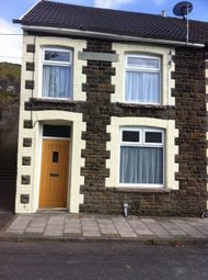 Thumbnail 3 bed end terrace house to rent in Middle Terrace, Stanleytown, Ferndale