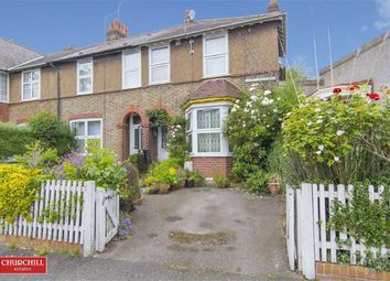 Thumbnail 3 bedroom end terrace house for sale in Thorpe Crescent, Walthamstow, London