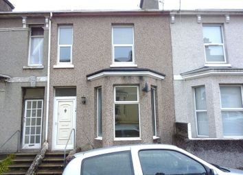 Thumbnail 3 bed terraced house to rent in Maida Vale Terrace, Plymouth
