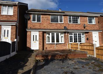 Thumbnail 3 bed semi-detached house for sale in Lawns Drive, Leeds, West Yorkshire