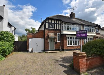 Thumbnail 3 bed semi-detached house for sale in Oaklea Avenue, Chelmsford