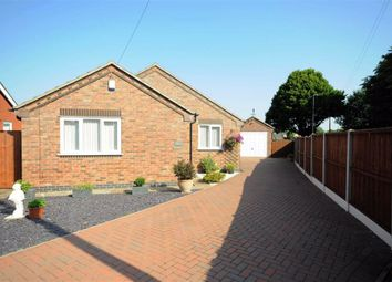 Thumbnail 2 bed detached bungalow for sale in Hill Crescent, Walton, Stone