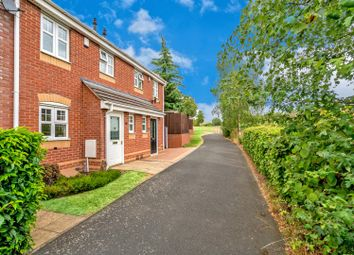 Thumbnail 3 bed semi-detached house for sale in Wimblebury Road, Wimblebury, Cannock
