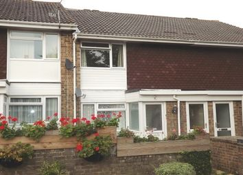 Thumbnail 1 bed maisonette to rent in Precosa Road, Botley, Southampton