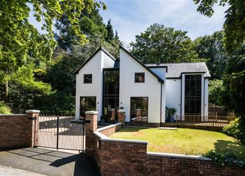 Thumbnail 4 bed detached house for sale in Mapperley Hall Drive, Nottingham