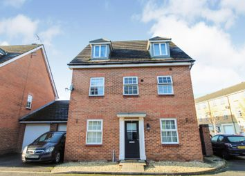 5 bed detached house for sale in Blackthorn Close, Whitley DN14