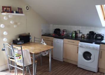 Thumbnail 3 bed flat to rent in Ladybarn Crescent, Manchester