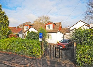 Thumbnail 3 bed detached house for sale in St. Edeyrns Road, Cyncoed, Cardiff