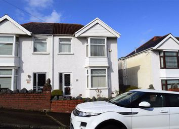Thumbnail 3 bed semi-detached house for sale in Bohun Street, Swansea