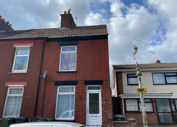 Thumbnail 3 bed end terrace house for sale in Belvidere Road, Great Yarmouth