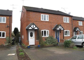 Thumbnail 2 bed semi-detached house to rent in St. Matthews Close, Haslington, Crewe