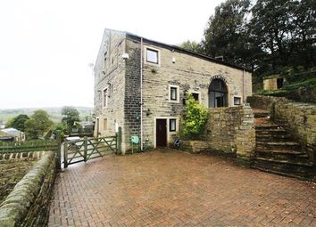 Thumbnail 5 bedroom flat for sale in Upper Bentley Royd, Sowerby Bridge