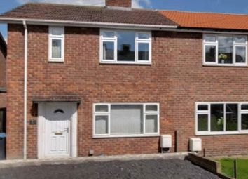 Thumbnail 2 bed semi-detached house for sale in East Lea, Thornley, Durham