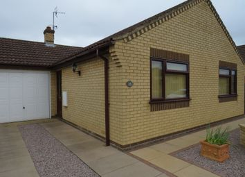 Thumbnail 2 bed semi-detached bungalow for sale in Grebe Close, Whittlesey, Peterborough