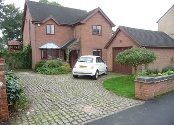 Thumbnail 4 bed property for sale in Bosworth Road, Measham, Swadlincote
