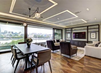 Thumbnail 4 bed flat to rent in Blenheim House, One Tower Bridge, Crown Square, London