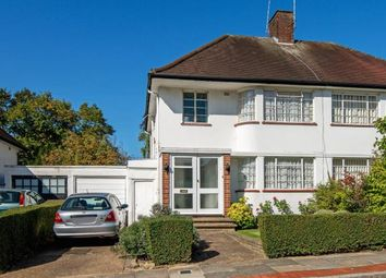 Thumbnail 3 bed semi-detached house for sale in Hutchings Walk, London