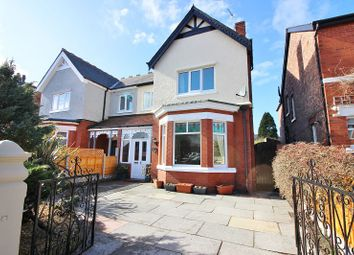 Thumbnail 4 bed semi-detached house for sale in Bengarth Road, Southport
