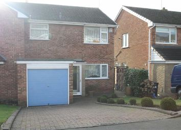 Thumbnail 3 bed semi-detached house for sale in Kenswick Drive, Halesowen, West Midlands