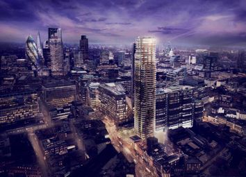Thumbnail Land for sale in Principal Tower, Shoreditch
