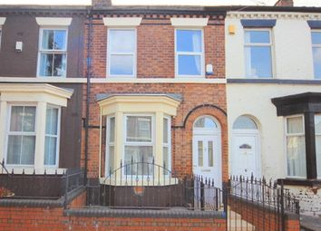 Thumbnail 2 bed terraced house for sale in Dombey Street, Toxteth, Liverpool