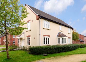 Thumbnail 4 bed detached house for sale in Stocking Park Road, Lightmoor Village, Telford, Shropshire.