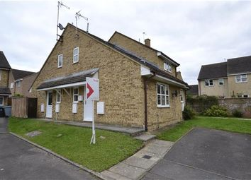 Thumbnail 1 bed terraced house for sale in Eton Close, Witney, Oxfordshire